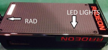 AMD Radeon R9 390X Filtracion