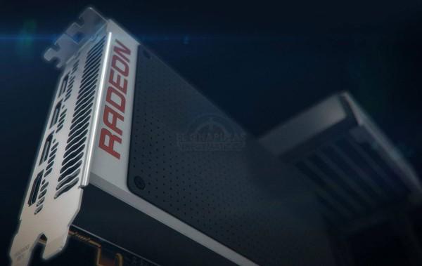 AMD Radeon R9 390X WCE teaser