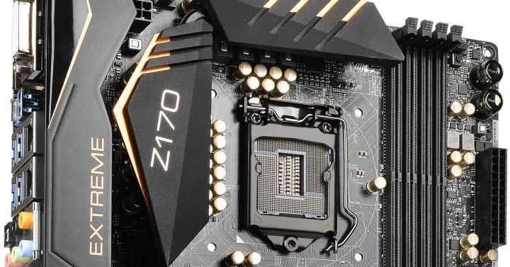 ASRock Z170 Extreme 7