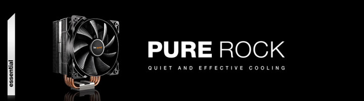 Be Quiet! Pure Rock Oficial