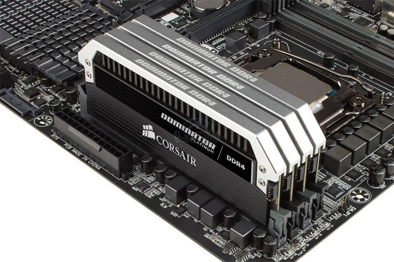 Corsair Dominator Platinum DDR4 128GB