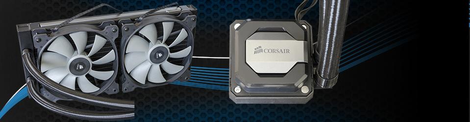Corsair H110i GT Slider