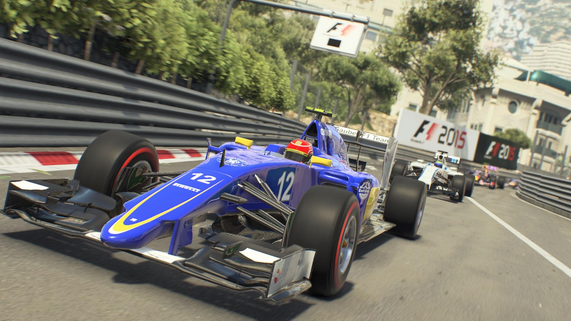 Codemaster lanzará un parche DirectX 12 para F1 2015