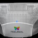 Feelreal: Máscara VR que simula el aire, olores o el calor