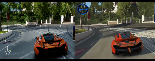 Forza Motorsport downgrade