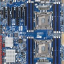 Gigabyte MW70-3S0: Placa base con doble socket LGA2011-3