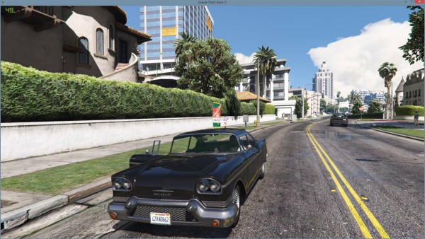 Grand Theft Auto V - iCEnhancer (1)