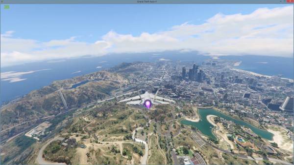 Grand Theft Auto V - iCEnhancer (2)