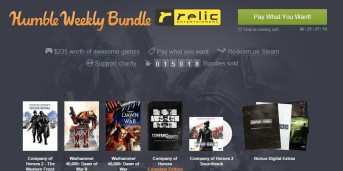 Humble Bundle Relic Entertainment