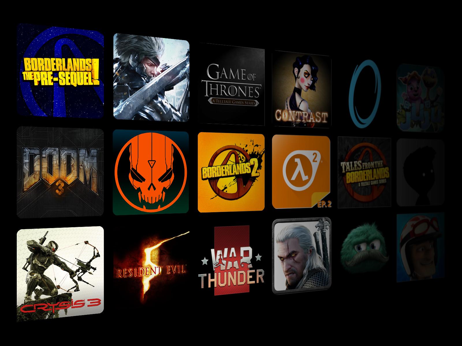 Juegos Nvidia GRID