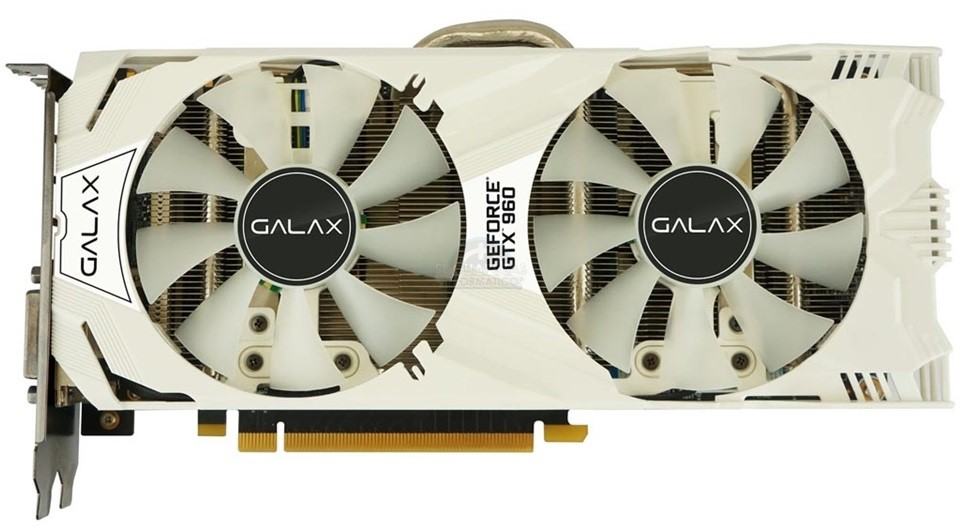 KFA2 lanza su GeForce GTX 960 EXOC White Edition