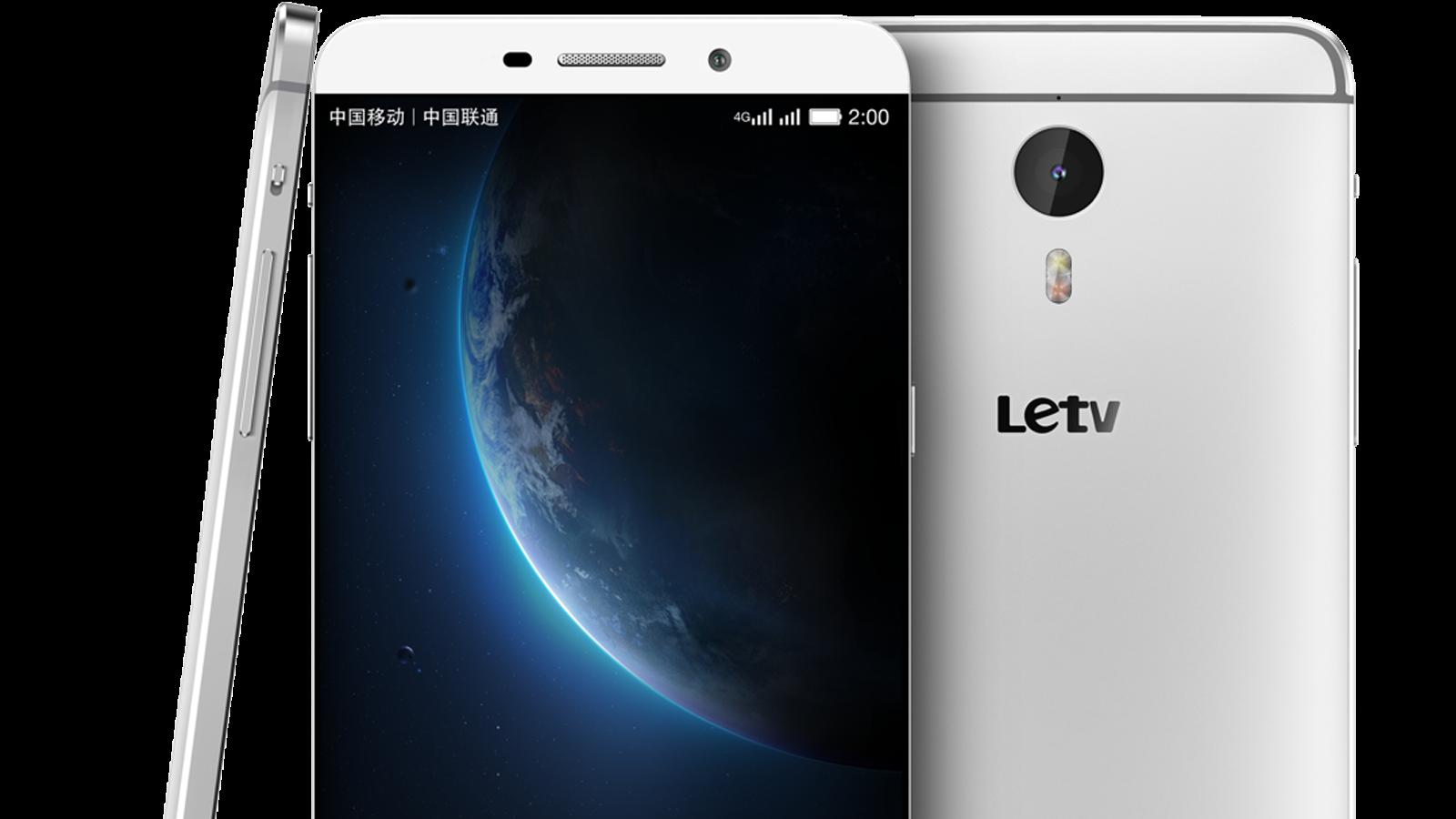 LeTV Max-70: Phablet de 6.9 pulgadas y SoC Snapdragon 810