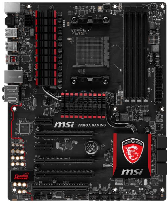 MSI 990FXA Gaming (2)
