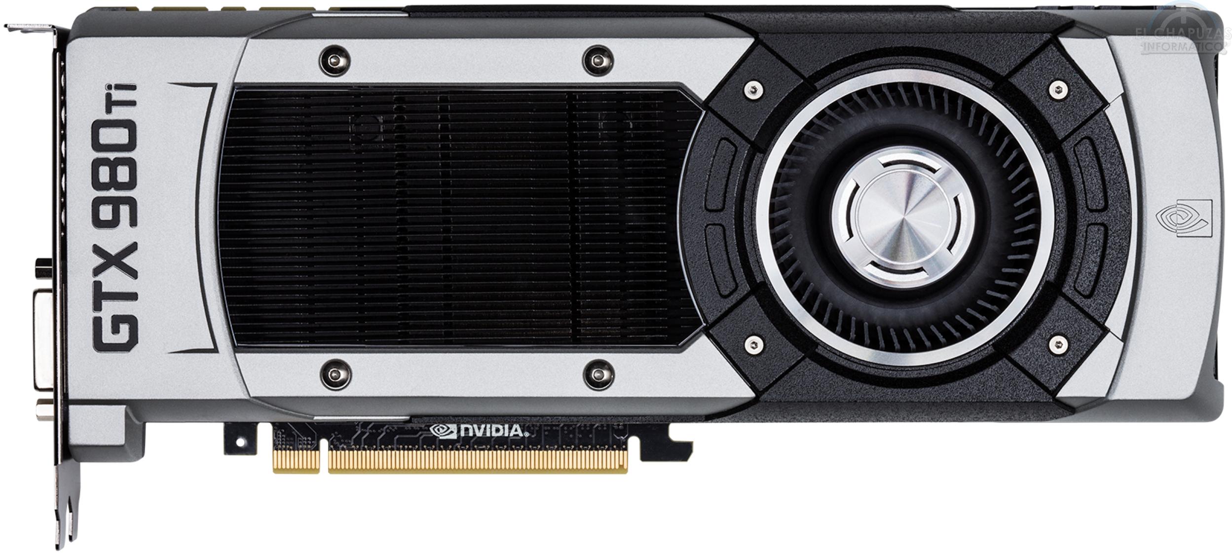 Nvidia prepara una gráfica Dual-GPU GM200 (GeForce GTX 980 Ti)