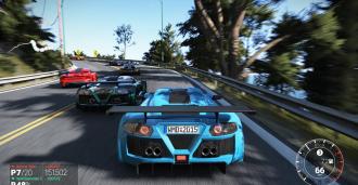 Project Cars Portada