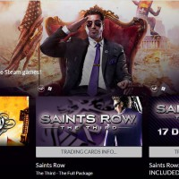 Indie Gala: Saints Row Bundle por 12.50 euros