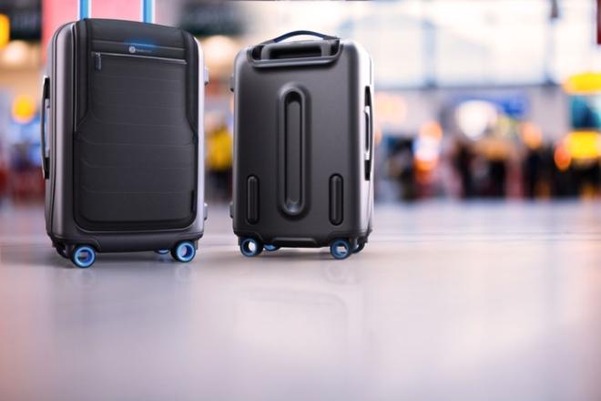 Samsonite creará maletas inteligentes con GPS y aviso antirrobo
