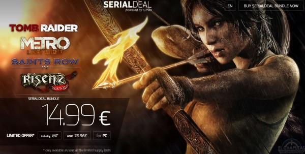 Serial Deal Bundle