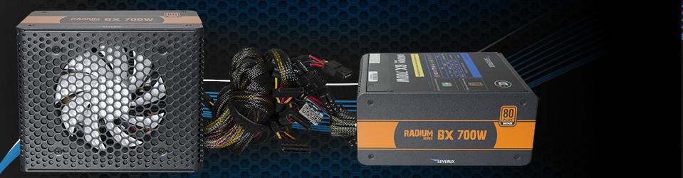 Review: Severux Radium BX 700W