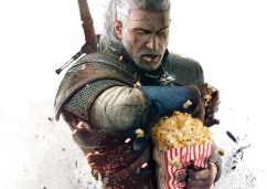 The Witcher 3 Palomitas
