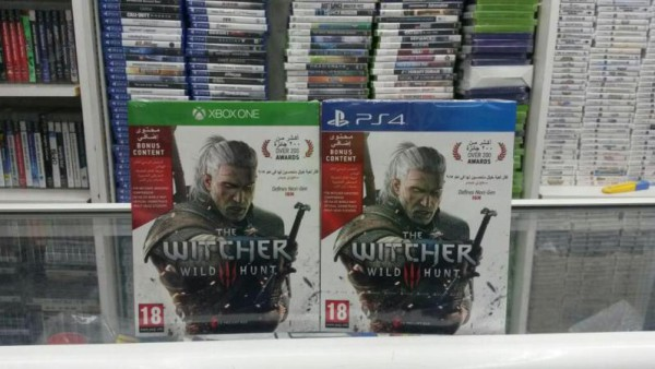 The Witcher 3 PlayStation y Xbox One