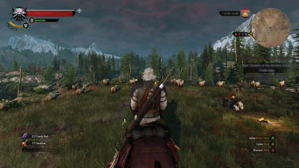 The Witcher 3 Wild Hunt screenshot (2)