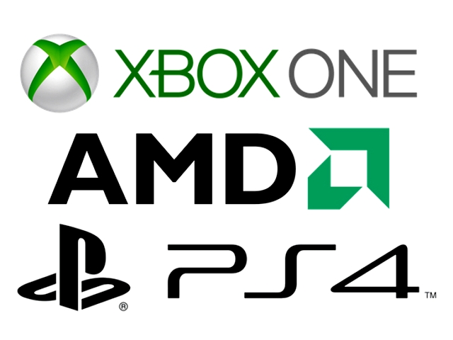 Microsoft estaría interesada en comprar AMD AMD-Xbox-One-PlayStation-4