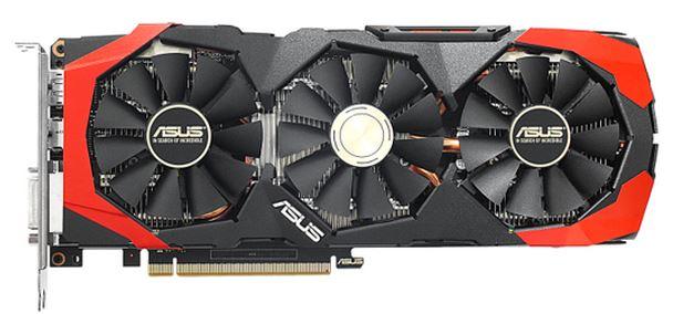 Asus GeForce GTX 960 con el disipador DirectCU III