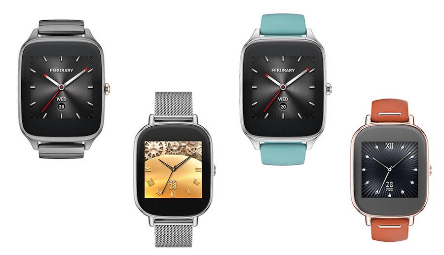 Asus ZenWatch 2: Smartwatch con Gorilla Glass 3