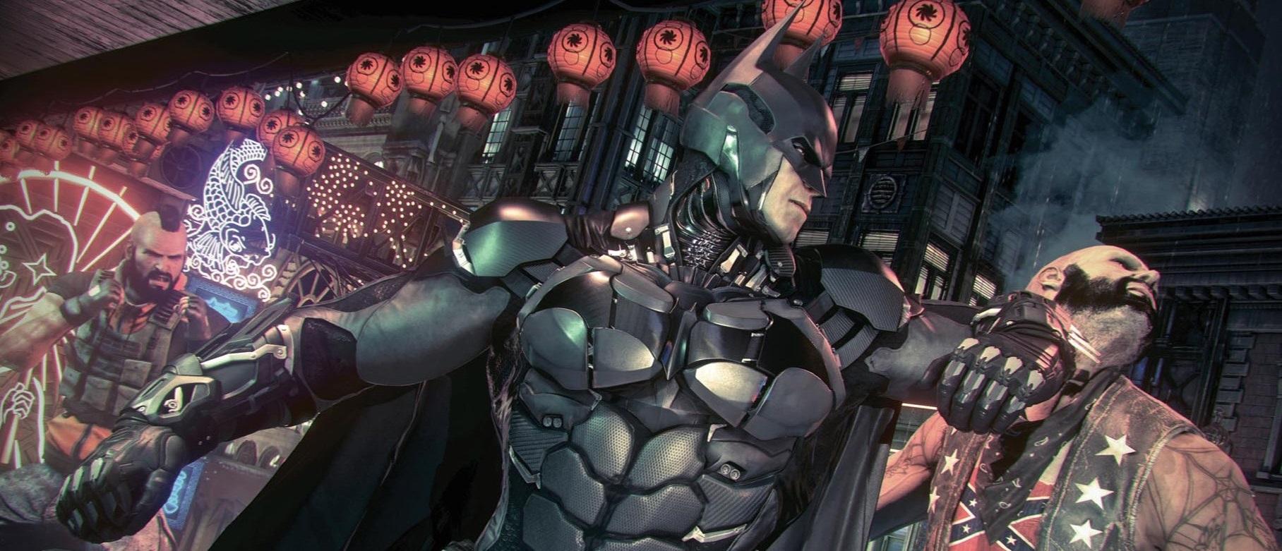 El nuevo parche del Arkham Knight no hace gran cosa