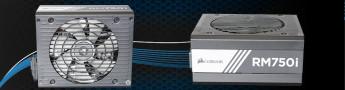 Corsair RM750i Slider