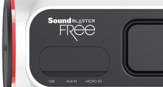 Creative Sound Blaster Free - Portada