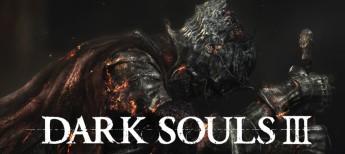 Dark Souls III - Portada