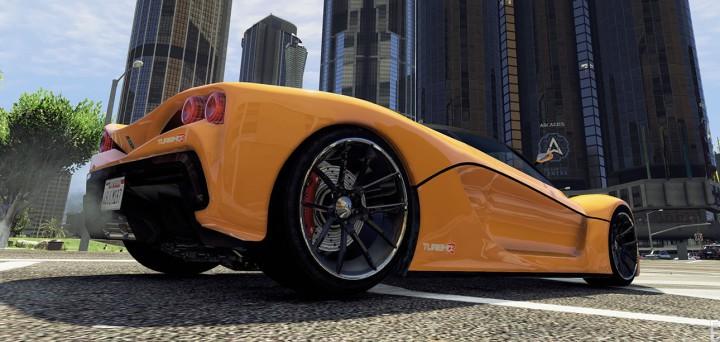 Grand Theft Auto V Project Realism V - portada