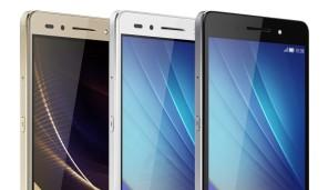 Huawei Honor 7 - Portada