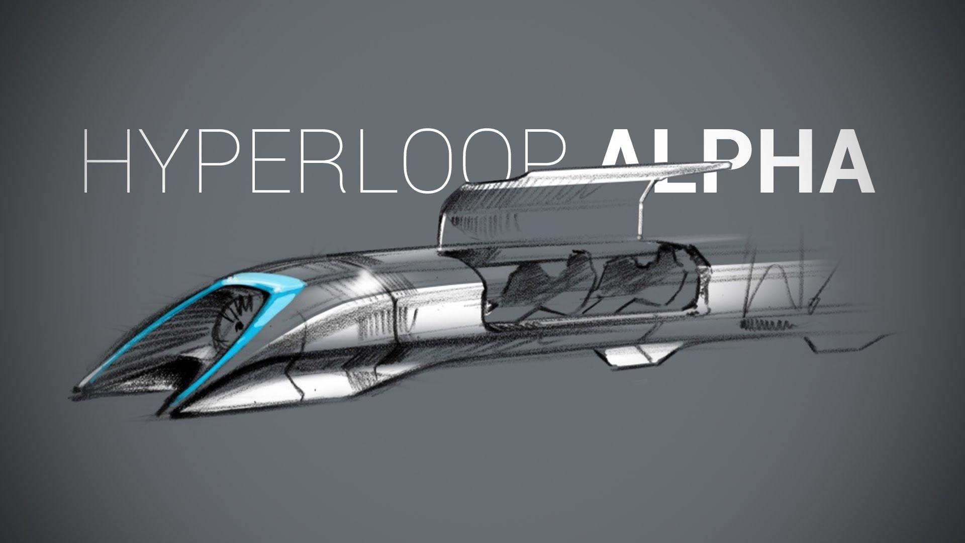 Comienza la fabricación del Hyperloop, el transporte supersónico