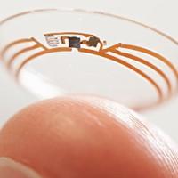 Las lentillas con sensor de glucosa de Google llegarían antes del 2019