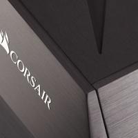 Logo Corsair 2015 en producto