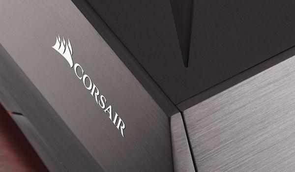 Corsair renueva su logo, otra vez