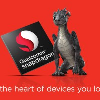 Logo Qualcomm Snapdragon