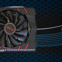 MSI GeForce GTX 980Ti Gaming 6G Slider