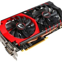 MSI Radeon R7 370 Gaming 4GB GDDR5