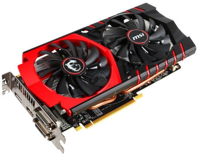 MSI Radeon R7 370 Gaming 4GB GDDR5