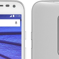 Motorola Moto G 2015 Render - Portada