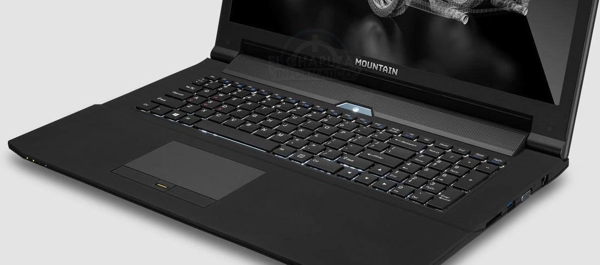 Mountain Onyx 15: i7-4720MQ, 8 GB y GTX 960M por 1299 euros