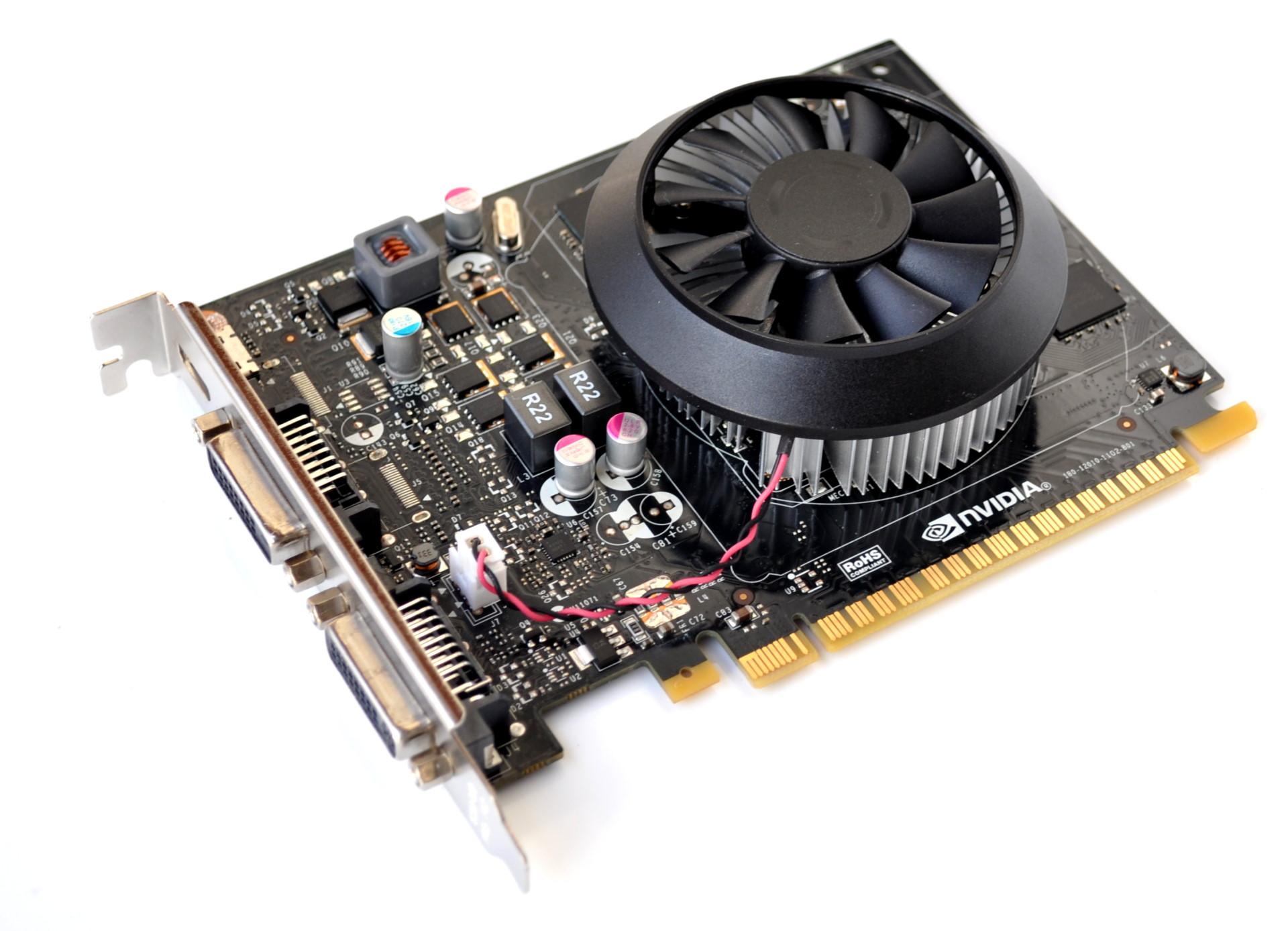 La Nvidia GeForce GT 1030 llegará en Mayo para competir con la Radeon RX 550