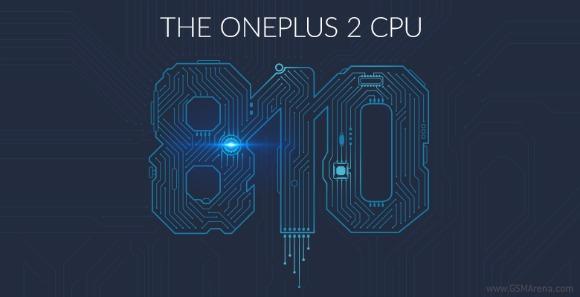 El Snapdragon 810 del OnePlus 2 llegará a 1.55 GHz