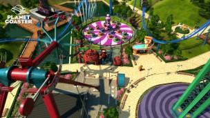 Planet Coaster - Simulation Evolved