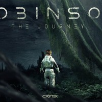 Robinson The Journey - Portada