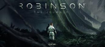 Robinson The Journey - Portada